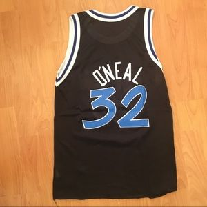 4c942e2ed86 Champion Shirts & Tops - Vtg Champion Shaquille O'Neal Orlando Magic Jersey
